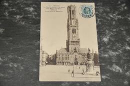 1940   Brugge - Bruges - Le Marché   1924 - Brugge