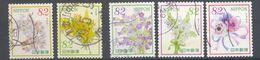 Japan - Omotenashi Flowers Series N°7 2017 - 1989-... Emperador Akihito (Era Heisei)