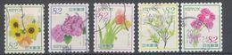 Japan - Omotenashi Flowers Series N°8  2017 - 1989-... Emperador Akihito (Era Heisei)