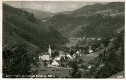 003129 Sommerfrische Mönichwald - Teilansicht Mit Kirche 1941 - Other