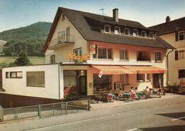 (Allemagne) BAD HERRENALB Café Restaurant E Hermann - Bad Herrenalb