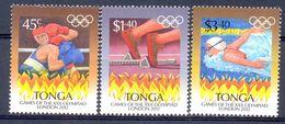 TONGA     ( OCE 101) - Estate 2012: London