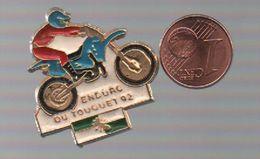 ENDURO DU TOUQUET 1992 - Motorbikes