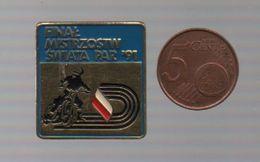 Championnats Du Monde De Speedway 1991..FINALE REMPORTE PAR LE DANEMARK - Motorbikes
