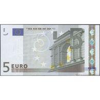 TWN - FRANCE 8U - 5 Euro 2003 Prefix U - Plate L029A3 - Signature: Trichet UNC - EURO