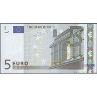 TWN - FRANCE 8U - 5 Euro 2003 Prefix U - Plate L030B6 - Signature: Trichet UNC - 5 Euro