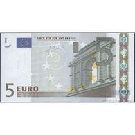 TWN - FRANCE 8U - 5 Euro 2003 Prefix U - Plate L030C1 - Signature: Trichet UNC - EURO