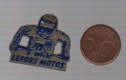 CONCESSIONNAIRE..GARAGE LEFORT MOTOS - Motorbikes