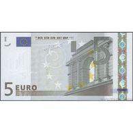 TWN - FRANCE 8U - 5 Euro 2003 Prefix U - Plate L030D1 - Signature: Trichet UNC - EURO