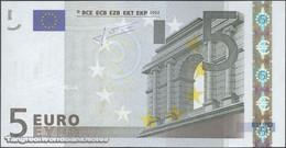 TWN - FRANCE 8U - 5 Euro 2003 Prefix U - Plate L031E1 - Signature: Trichet UNC - 5 Euro