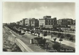 CIVITAVECCHIA - VIALE GARIBALDI - VIAGGIATA FG - Civitavecchia