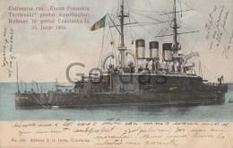 "Romania - Constanta - Cuirasatul Rus ""Kneaz Potemkin Tavriceski"" - Warships"