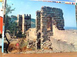 BOSA  MURA DEL CASTELLO MLASPINA VB1986  Stamp 450 Castello Bosa GR89 - Nuoro