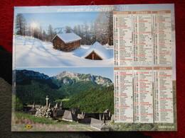Almanach Du Facteur 2018 / Calendrier La Poste /  Paysage - Calendars