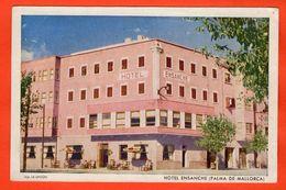 ESPAGNE - PALMA DE MALLORCA - HOTEL ENSANCHE - Palma De Mallorca
