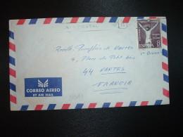LETTRE Par Avion Pour La FRANCE TP MISTERIOS SMO ROSARIO 8 P OBL.MEC.23 OCT - 1931-Aujourd'hui: II. République - ....Juan Carlos I