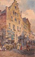 Allemagne - Koeln Coeln Cöln - Die Strassburger Gasse In Köln - Illustration - Koeln