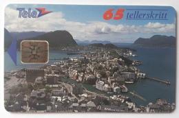 Aalesund Town , N 8g  SI-5 Chip, Norway , Batch Nr 00207 - Norway