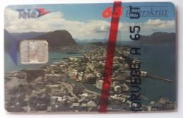 Aalesund Town  SI-7 Chip  N 8b , Norway Batch Nr C32141075 , Unused In Blister - Norway