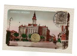 NOVI SAD SERBIA -  Viaggiata - Serbia