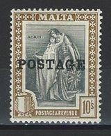 Malta SG 156, Mi 114 * MH - Malta