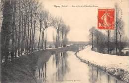 72 - SARTHE / Spay - 722638 - Les Rives Du Canal En Hiver - Other Municipalities