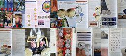 2007-2008-2009- 7 Magazines Monnaies - Books & Software