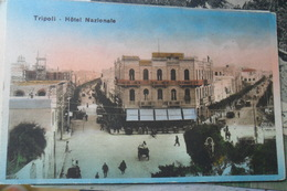 Tripoli Hotel Nazionale - Libya