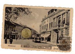 NOVI SAD SERBIA - Tram Viaggiata 1926 - Serbia