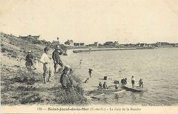 C-18-1890 : SAINT-JACUT-DE-LA-MER  LA CALE DE LA BANCHE - Saint-Jacut-de-la-Mer