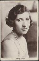 Actress Madge Stuart, C.1920s - Picturegoer Series RP Postcard - Entertainers