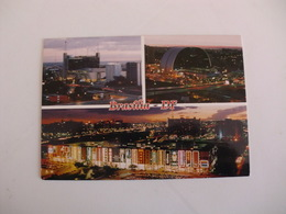 Postcard Postal Brasil Brasilia Shoppings - Brasilia