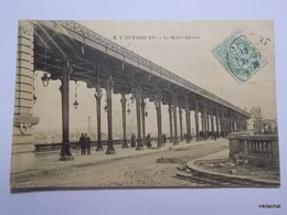 PARIS-Le Métro Albouy - Metropolitana, Stazioni