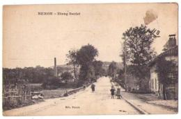 (87) 069 2, Nexon, Prunet, Etang Barlet - Frankrijk