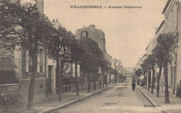 Villemomble : Avenue Outebron - Villemomble