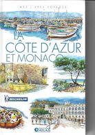 ATLAS-MICHELIN  CÔTE D'AZUR ET MONACO - Géographie