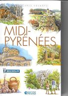 ATLAS-MICHELIN  MIDI-PYRENEES - Géographie