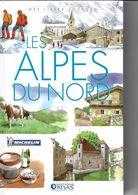 ATLAS-MICHELIN  ALPES DU NORD - Géographie