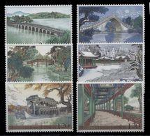 Chine ** N° 4543 à 4548 - Le Palais D'Eté à Pékin - Unused Stamps