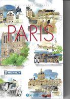 ATLAS-MICHELIN  PARIS - Géographie
