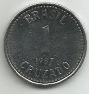 Brazil 1 Cruzado 1987. High Grade - Brésil