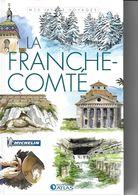 ATLAS-MICHELIN  FRANCHE-COMTE - Géographie