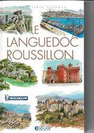 ATLAS-MICHELIN  LE LANGUEDOC ROUSSILLON - Géographie