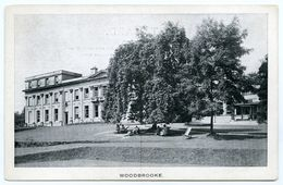 BIRMINGHAM : WOODBROOKE HOUSE (QUAKER) - Birmingham