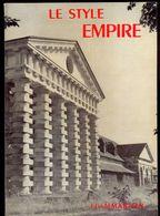 Le Style Empire / Le Style Directoire.. - Art