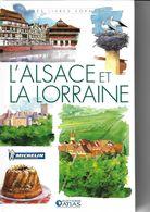 ATLAS-MICHELIN  L'ALSACE ET LA LORRAINE - Géographie