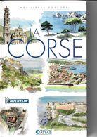 ATLAS-MICHELIN  LA CORSE - Géographie
