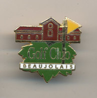 GOLF CLUB BEAUJOLAIS - Golf