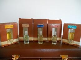 5  Miniatures COMPAGNIA DELLE INDIE    Chez WERUSKA ET JOEL - Perfume Miniatures