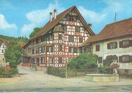 Oberstammheim - Gasthof Hirschen           Ca. 1970 - ZH Zurich
